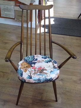 about our ercol furniture cushions