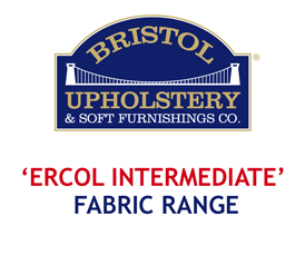 Ercol Intermediate Upholstery fabric ranges
